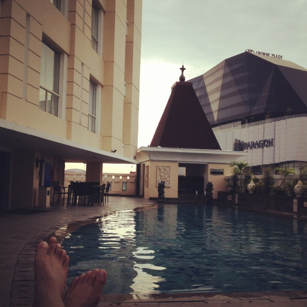 this hotel has special attachment on me. so special that i wont forget it